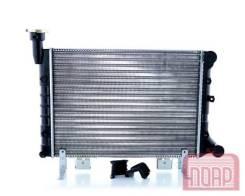 Радиатор охлаждения двигателя. Лада 2104 Лада 2105 Лада 2107