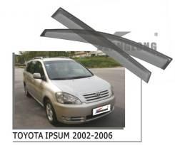 Ветровик. Toyota Ipsum, ACM21W, ACM26W Двигатель 2AZFE