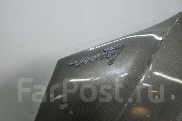 Капот. Mitsubishi Lancer Evolution, CT9A Двигатель 4G63T
