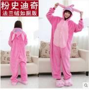 Пижамы–кигуруми. 38, 40, 42, 44. Под заказ