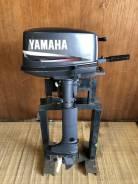 Yamaha. 5,00л.с., 2-тактный, бензиновый, нога L (508 мм), 2001 год