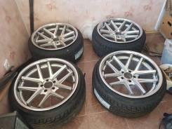 "Rohana Wheels. 11.0x19"", 5x114.30, ET28, ЦО 66,6мм."