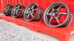 "Black Racing. 7.5/7.5x17"", 4x114.30, ET25/33, ЦО 73,1 мм."