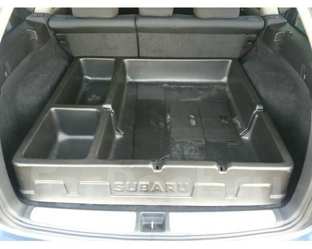 Ванна в багажник. Subaru Legacy, BP5, BP9