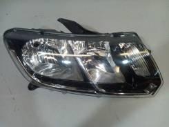 Фара. Renault Logan, L8 Renault Sandero Двигатели: H4M, K4M, K7M