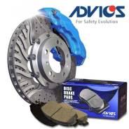 Дисковые тормозные колодки ADVICS ADVICS SN889