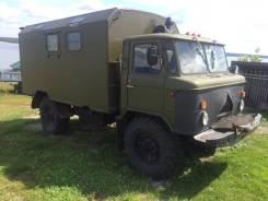 ГАЗ 66. Продаётся газ-66 кунг, 5 600куб. см.