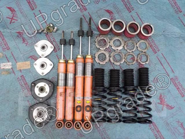 Койловер. Toyota: Verossa, Mark II, Altezza, Progres, Brevis Lexus IS200, GXE10