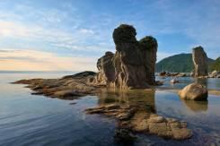 Уникальное место у моря 2,5 Гектара (от собственника). 25 000кв.м., собственность, электричество, вода, от агентства недвижимости (посредник)