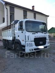 Hyundai HD270. Продается грузовик Hyundai Dumptruck, 11 149куб. см., 18 195кг.