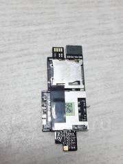 Разъемы SIM-карты.