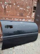 Дверь передняя правая. Toyota Chaser GX100, 1GFE