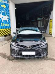 Toyota Camry 2018 с водителем Восточный Экономический Форум ВЭФ-2018