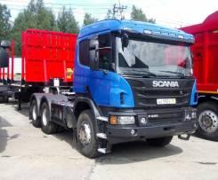 Scania P440CA. Тягач Скания P440CA6X4EHZ OFF-ROAD, 13 000куб. см., 26 000кг.