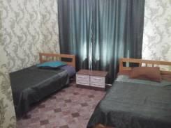 Предлагаются комнаты в новой гостинице, 2-х местные номера.