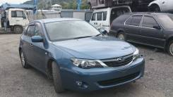 Subaru Impreza. GH7 003491, EJ203