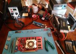 Обслуживание и ремонт компьютеров. Частный мастер