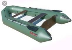 Лидер Тайга Т-320. длина 3,20м.