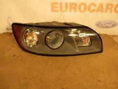 Фара. Volvo V50