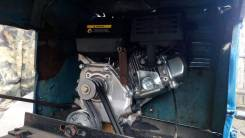 Самодельная модель. Самодельный мини-трактор, 6,5 л.с.