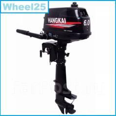 Hangkai. 6,00л.с., 2-тактный, бензиновый, нога S (381 мм), 2018 год год. Под заказ