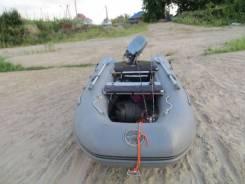 Кайман. 2004 год год, длина 3,30м., двигатель подвесной, 9,90л.с., бензин