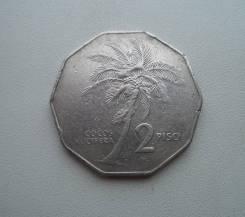Филиппины, 2 песо 1986 года