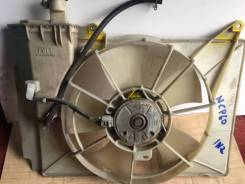Вентилятор охлаждения радиатора. Toyota ist, NCP60, NCP61 Двигатель 1NZFE