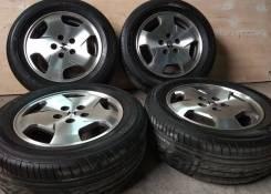 "Goodyear Eagle RVS 215/60R16 Japan + Honda 16x6.5J ET55 HUB62. 6.5x16"" 5x114.30 ET55 ЦО 62,0мм."