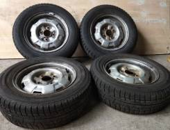 "Yokohama IG50 185/65R14 Japan + Штамповка Nissan 14x5J 4x114.3. 5.0x14"" 4x114.30"