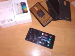 Xiaomi Redmi Note 3 Pro. Б/у, 32 Гб, Белый, Золотой, 3G, 4G LTE, Dual-SIM, Защищенный, Кнопочный