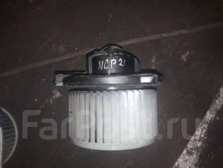 Мотор печки. Toyota Funcargo, NCP21