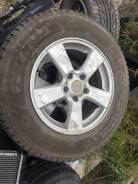 """Продам комплект почти новых колёс. x16"""" 5x114.30"""