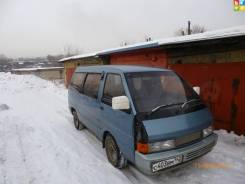 Nissan Largo. LD20