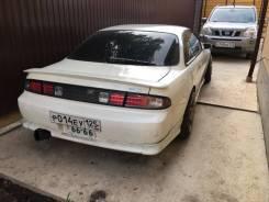 Nissan Silvia. S14, 1JZ