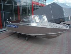 Wyatboat WB-460PRO. 2018 год год, длина 4,60м., двигатель подвесной, 50,00л.с., бензин