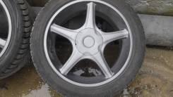 """2Crave Wheels. 7.0x17"""", 4x114.30, 5x114.30, ET37"""