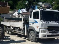 Услуги Грузоперевозки Автокран манипулятора 7 тонн