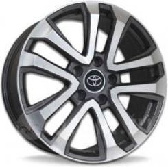 Диски колесные. Lexus LX450d Lexus LX570 Lexus LX470 Toyota Land Cruiser, FZJ100, GRJ200, HDJ100, HDJ100L, J100, J200, URJ200, URJ202, URJ202W, UZJ100...