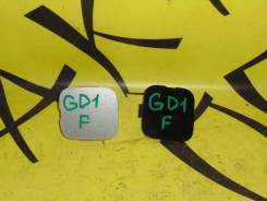 Заглушка бампера буксировочной петли HONDA FIT GD1 F