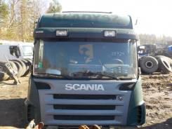 Кабина. Scania