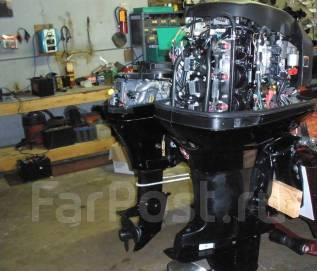 Ремонт лодочных моторов разной сложности