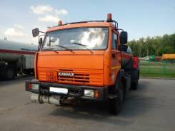 КамАЗ 43253. АТЦ-10, шасси Камаз-43253