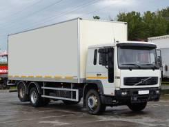 Volvo FL6. Грузовой фургон Volvo FL 6, 5 480куб. см., 17 200кг., 6x2