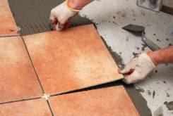 Укладка плитки и напольных покрытий