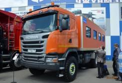 Scania. Вахтовый автобус S6X6AX G360CB6X6HHZ 180км от Витим а не