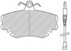 Комплект тормозных колодок, дисковых FERODO FDB845