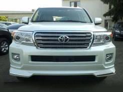 Обвес кузова аэродинамический. Toyota Land Cruiser, J200, URJ202, URJ202W, VDJ200 Двигатели: 1GRFE, 1URFE, 1VDFTV, 3URFE