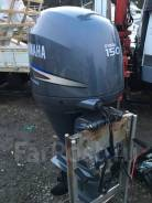 Yamaha. 150,00л.с., 4-тактный, бензиновый, нога X (635 мм), 2008 год год