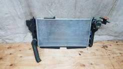 Радиатор охлаждения двигателя. Toyota GT 86 Subaru BRZ, ZC6 Двигатели: FA20, FA20GR, EJ20D, FA20D